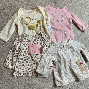 Baby Girl Clothes Bundle size 0-3 months